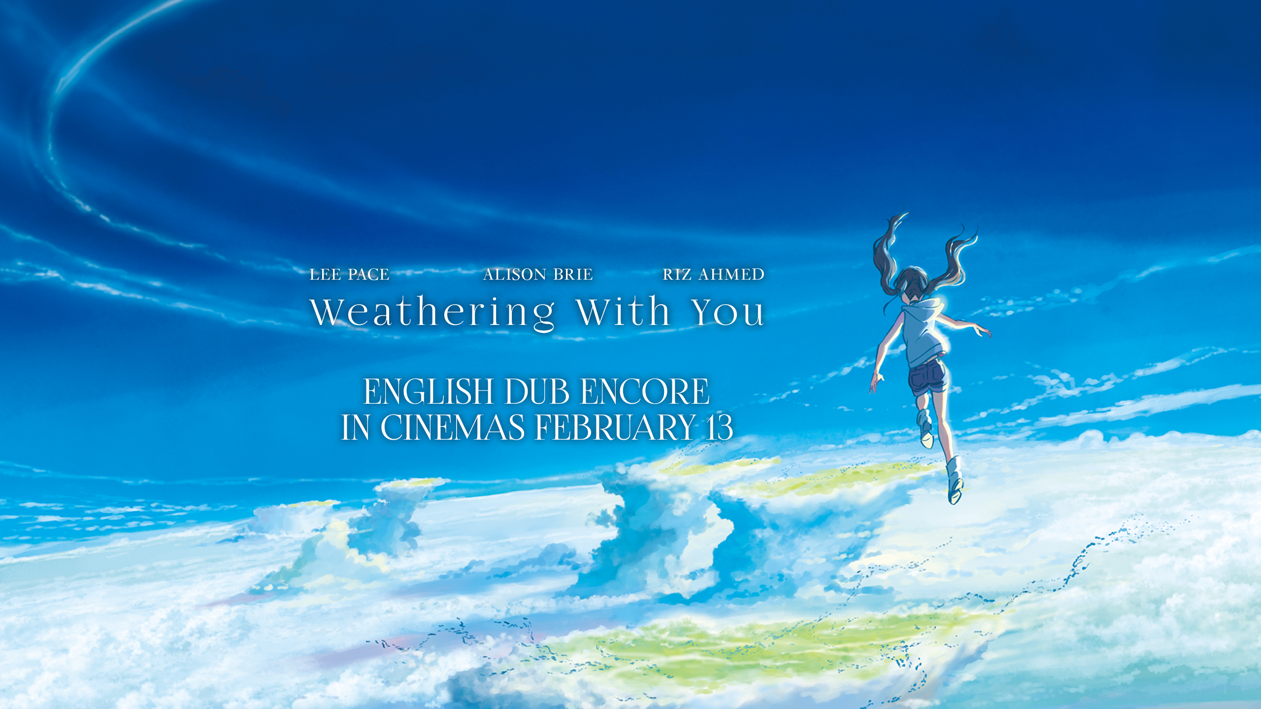 Fall In Love With Weathering With You This Valentine S Day Madman Entertainment