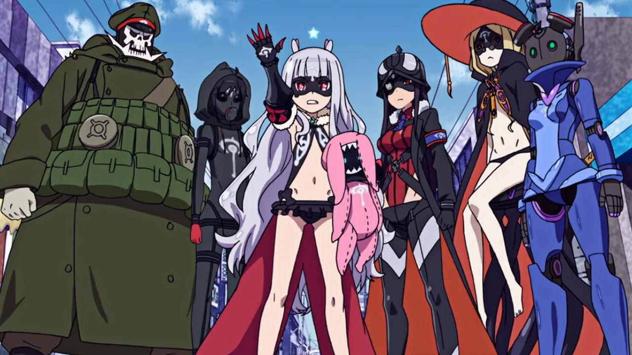 Our top 10 most outrageous outfits in anime – Madman Entertainment